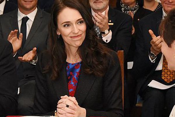Jacinda Ardern, 1er ministre néo zélandais travailliste