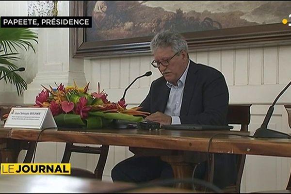 Réforme de la PSG : ''le gouvernement prend ses responsabilités''