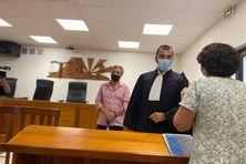 Au tribunal administratif, Me Thibaud Millet et le conseil juridique de l'ARASS (Agence de Régulation d'Actions Sanitaire et Sociale) se font face.