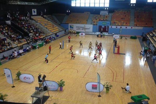 JIOI 2015 Volley finale dames