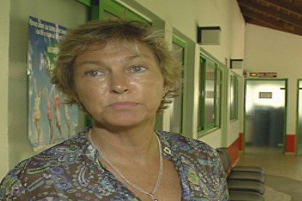 Laurence Bonnac-Théron, nouvelle directrice de la santé