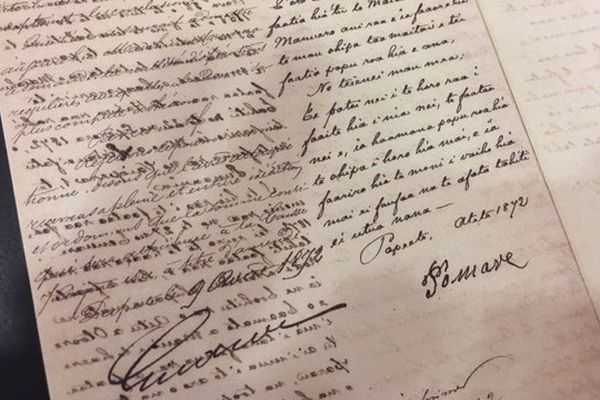 documents Pomare