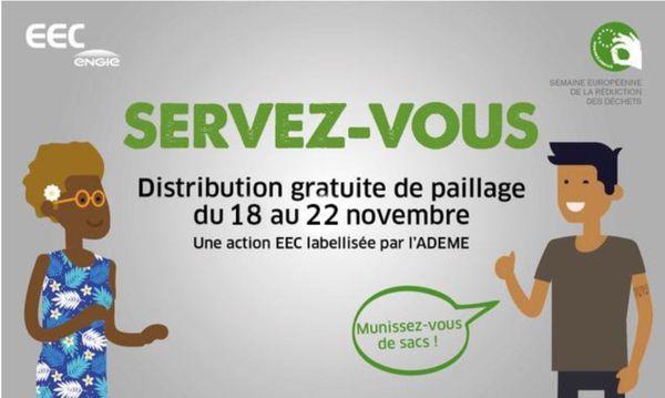 Semaine européenne réduction des déchets  EEC Engie