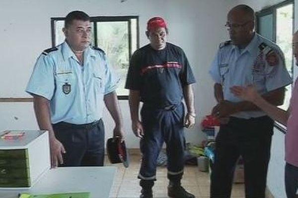 Explication des conditions de travail des sapeurs pompiers