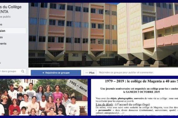 Collège de magenta : 40 ans, une exposition en préparation