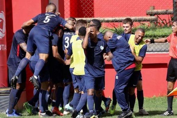 La Réunion bat Mayotte 1 à 0 et se dirige vers les demi-finales de football