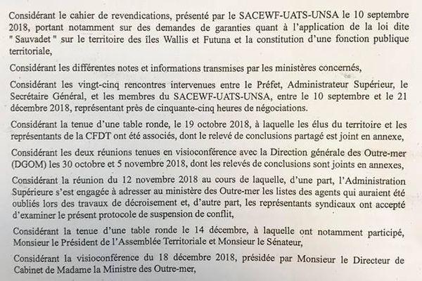 protocole suspension conflit sacewf 2018