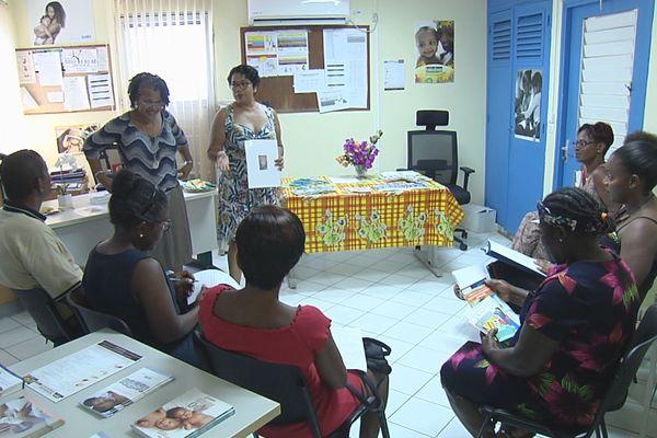 Atelier contraception à Baie Baie-Mahault