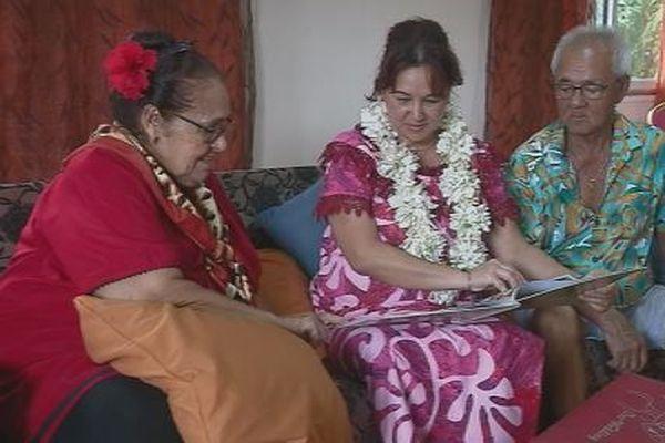 Mireille Dinh-Vaisala, unique infirmière stomathérapeute en Nouvelle-Calédonie originaire de Wallis et Futuna