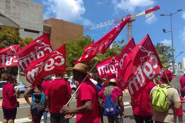 Mobilisation syndicale