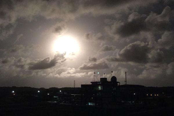 Le décollage d'Ariane 5 a eu lieu à 2h20 ce mercredi matin
