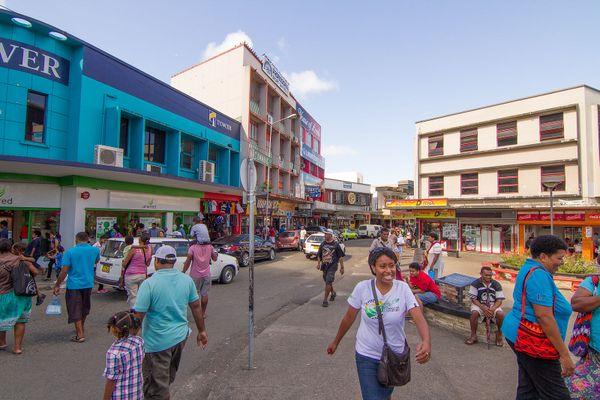 Suva Fidji