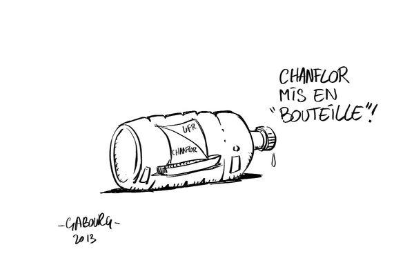 Chanflor Mis en Bouteille!