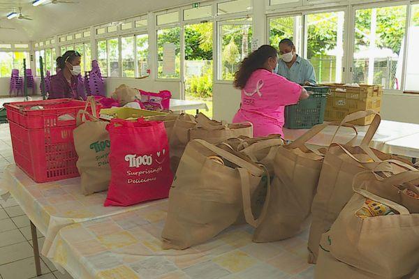 solidarité / paea / distribution aides alimentaires