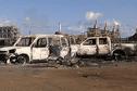 De nouvelles arrestations ont eu lieu suite aux dégradations de matériel commises devant l'usine de Goro dans le sud de la Nouvelle-Calédonie