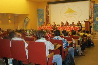 Conférence Tuamotu-Gambier