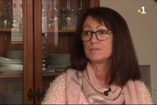 Carol Heudes, atteinte de sclérose en plaques