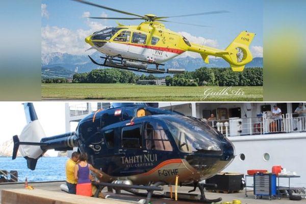 Un hélicoptère pour les Marquises…et bientôt deux