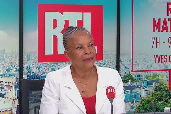 C. Taubira RTL