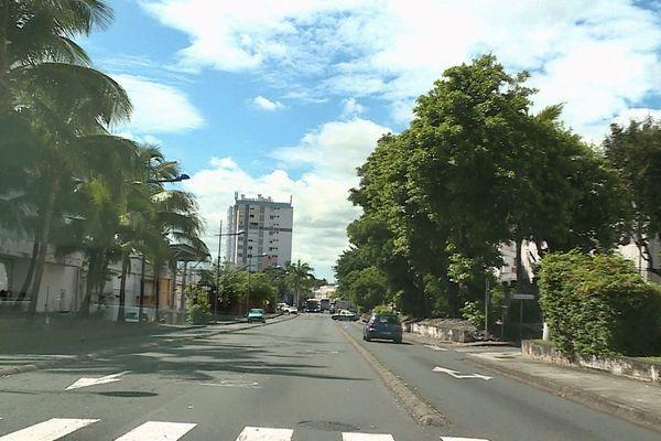 Chaudron Avenue Leconte de Lisle