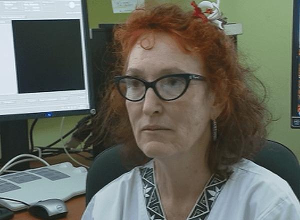 Dolores Nogue docteur en radiologie