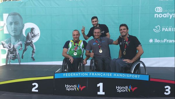 championnats de france handisport
