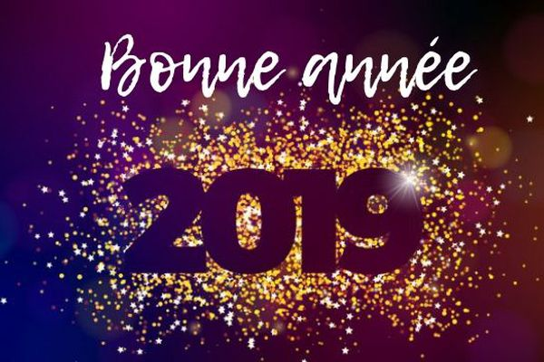 Bonne et heureuse année 2019 !