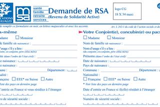 RSA (illustration)