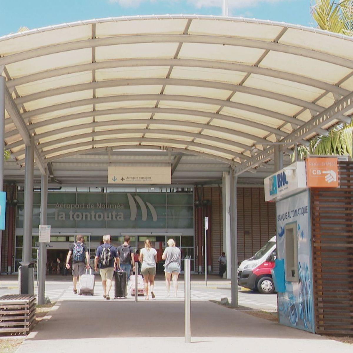 L'aéroport international de Nouméa la Tontouta évacué après un incendie