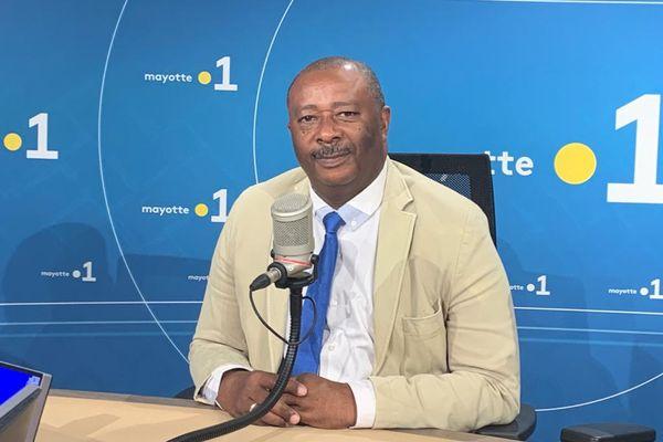 Mohamed Bacarmaire de Tsingoni