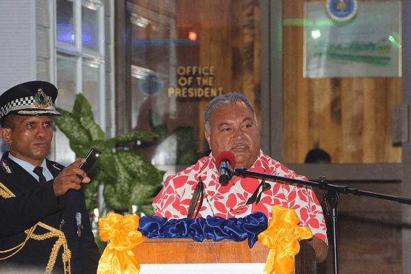 Cérémonie d'ouverture du 49ème Forum des Iles du Pacifique