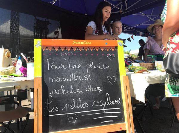 Petits entrepreneurs, Nouméa, 15 novembre 2020