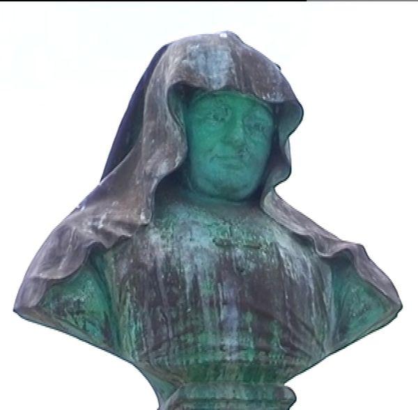 Buste Anne -Marie Javouhey