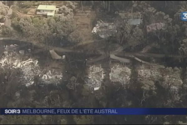 Incendies Melbourne