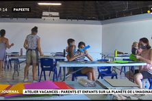 Les ateliers vacances Maison de la culture reprennent du service