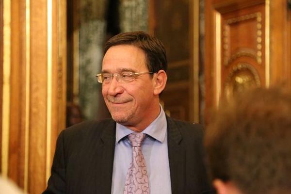 Lé député calédonien Philippe Gomès