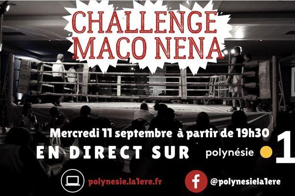 7e édition du challenge Maco Nena