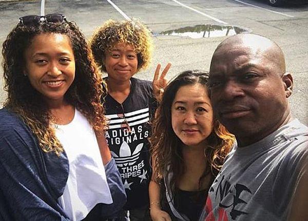 Qui est Naomi Osaka, la Japonaise de père haïtien en finale de l'US Open ?