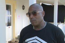"""Thierry Moutoussamy """"Lord Kossity"""" à Trinité, en Martinique."""