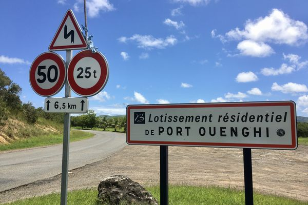 Port Ouenghi
