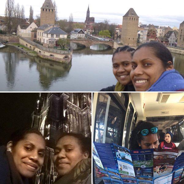 La Calédonienne a fait ses études à Limoges et à Strasbourg