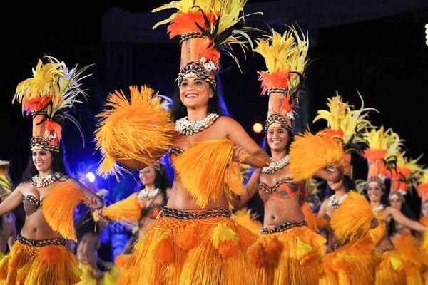 Tahiti ora Heiva 2014
