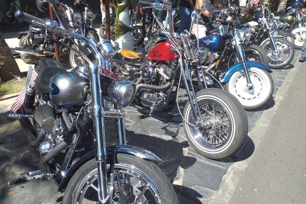 L'American Riders' Day, le rassemblement des riders' du Fenua.