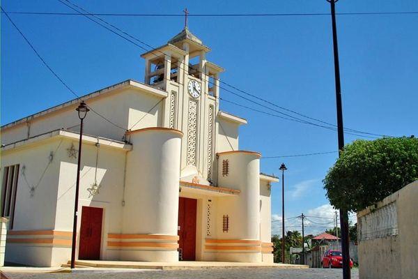 Eglise Saint jean Baptiste Baie-Mahault