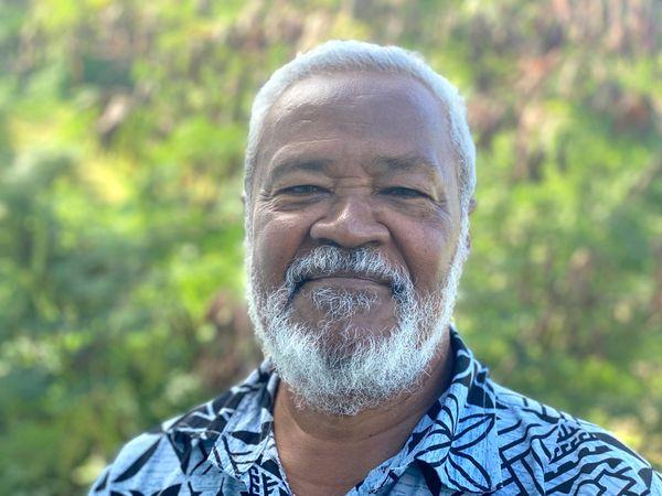Var Kaemo, président de l'EPKNC, Eglise protestante de Kanaky-NC, 15 mai 2021