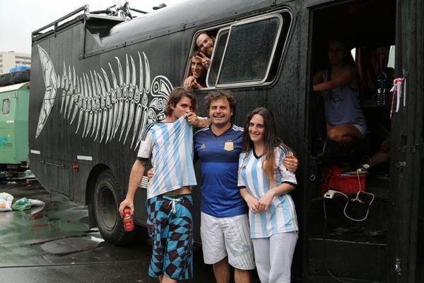 Argentine CM3