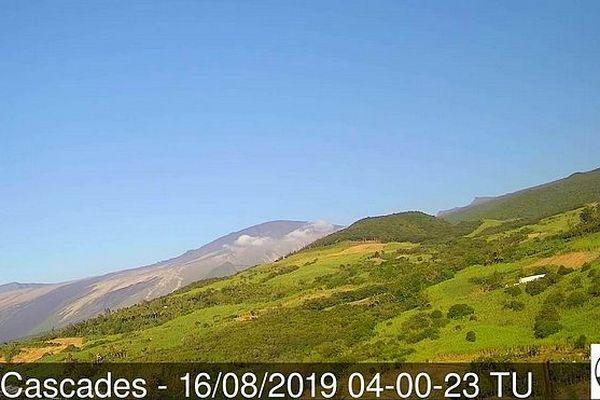 Volcan 16 août 2019