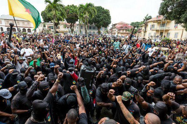 Les coulisses de la crise sociale en Guyane (1/3)