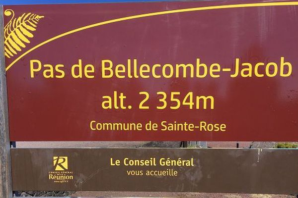 27.08.19 La ville de Sainte-Rose inaugure ce mercredi 28 août, le « Pas de Bellecombe-Jacob ».