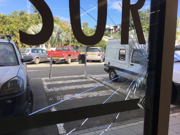 Auteuil vandalisme